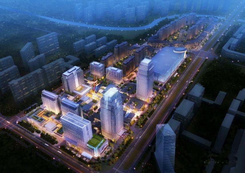 幕墙类--青海申基金融广场