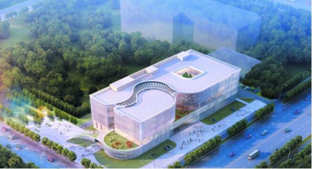 幕墙类--2019年中国北京世界园艺博览会中国馆