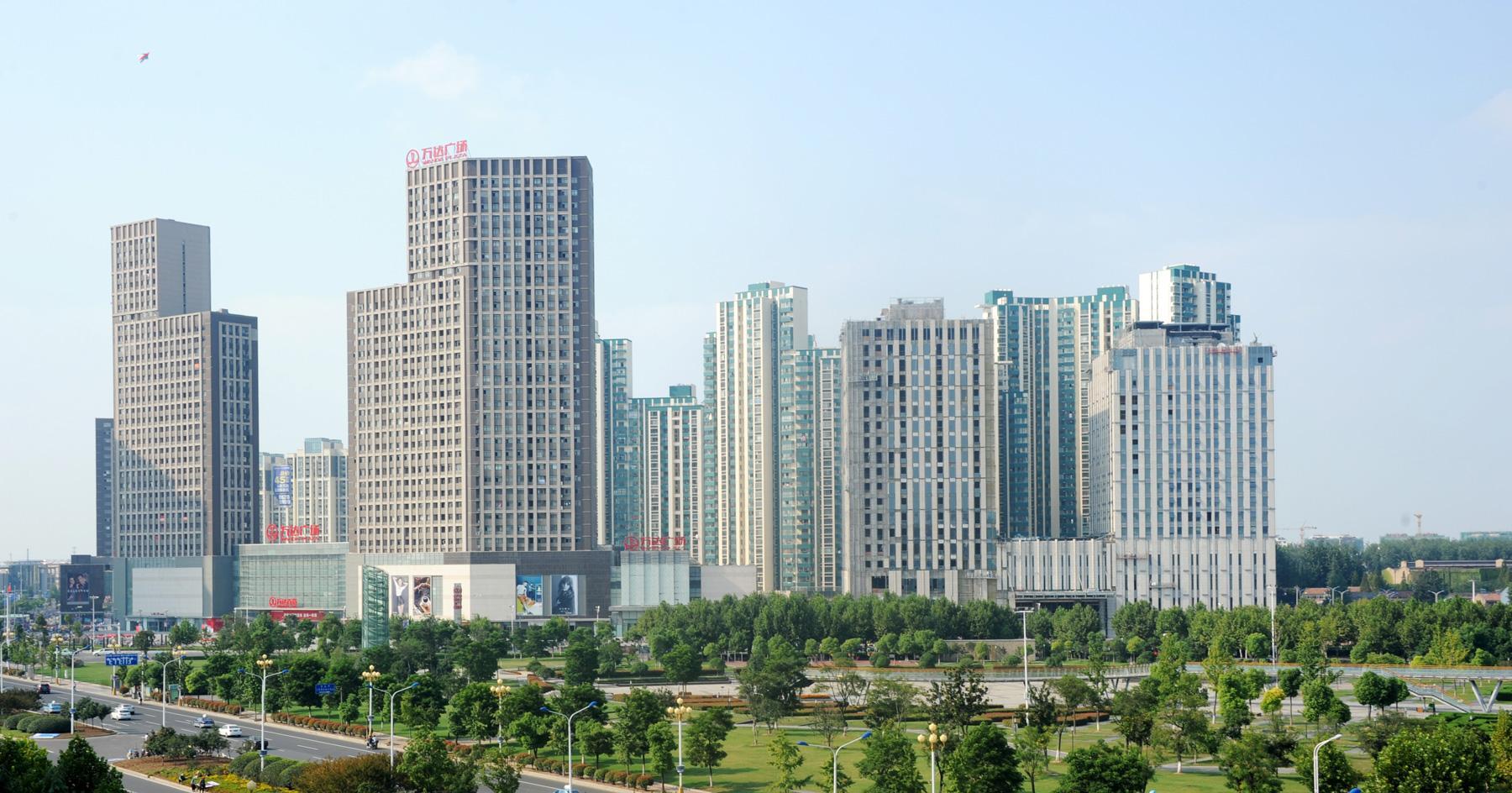 幕墙类--江苏淮安万达广场