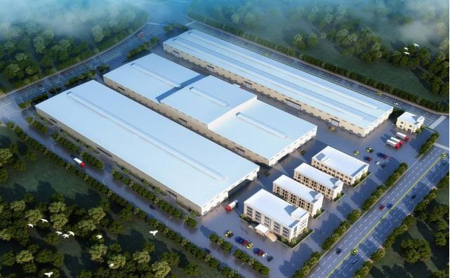 钢结构--安徽祥禾生态农业开发有限公司桃花岛项目