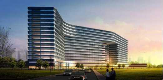 安徽(合肥)创新大厦外装饰工程