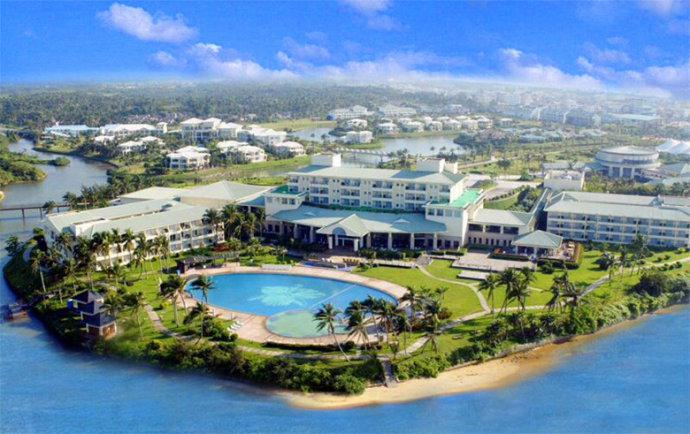 门窗类--博鳌亚洲论坛金海岸温泉国际大酒店